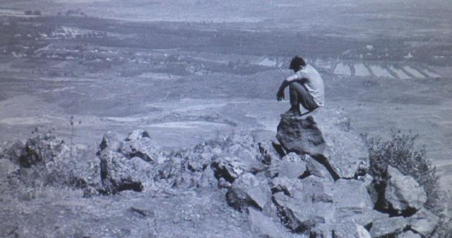 """תל צילום: אלכס אגור, """"במחנה"""" / ארכיון צה""""ל"""
