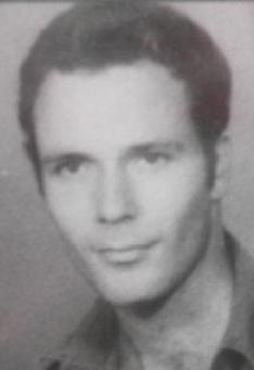 צביקה פרגמין ב-1966