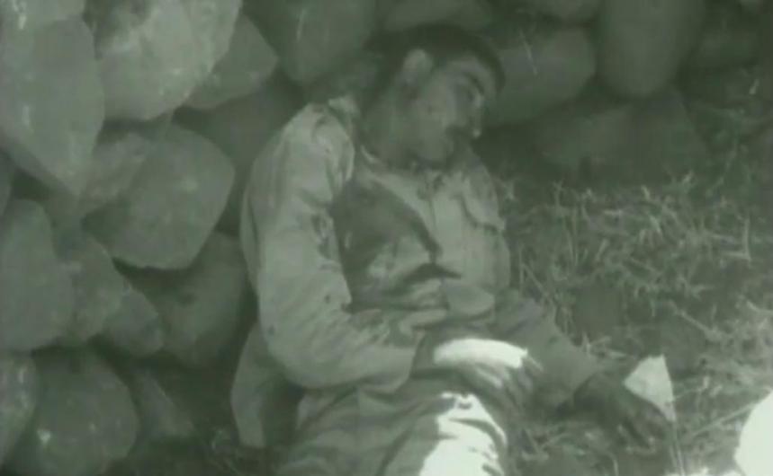 חייל סורי הרוג