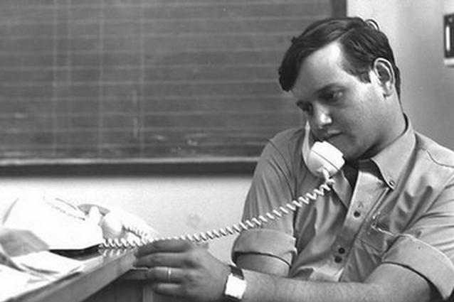 דן שילון ב-1968. גם במלחמת ששת הימים וגם במלחמת יום כיפור חשבו שהוא נהרג