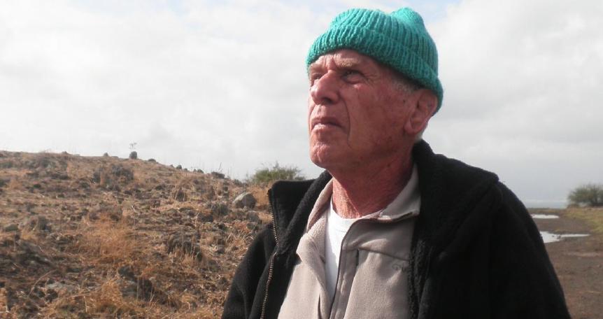 """יוסי פרידמן, קמב""""צ כדוד 12 של גולני בכיבוש תל פאחר. יש כמה פינות מהקרב שלא נסגרו לו"""