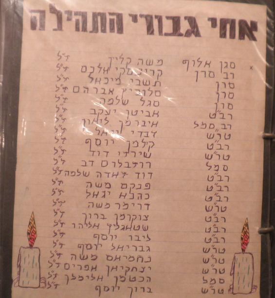 מתוך האלבום של זמיר כהן: 23 לוחמי גדוד 12 שנהרגו בקרב תל פאחר ב-9 ביוני 1967