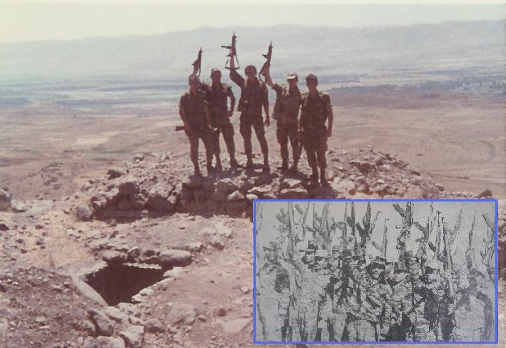 אייזנברג התשובה הישראלית לקלשניקובים
