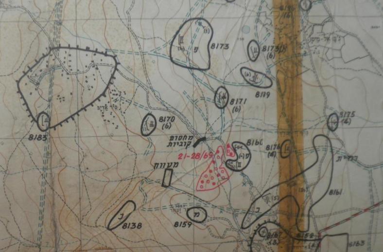 מפה סיר וקלע