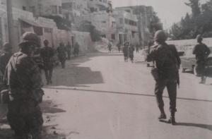 שכם, 7 ביוני 1967. גדוד 17 מטהר את העיר