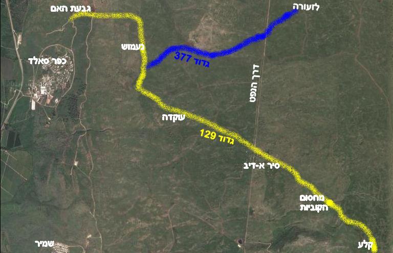 מפה כללית 129
