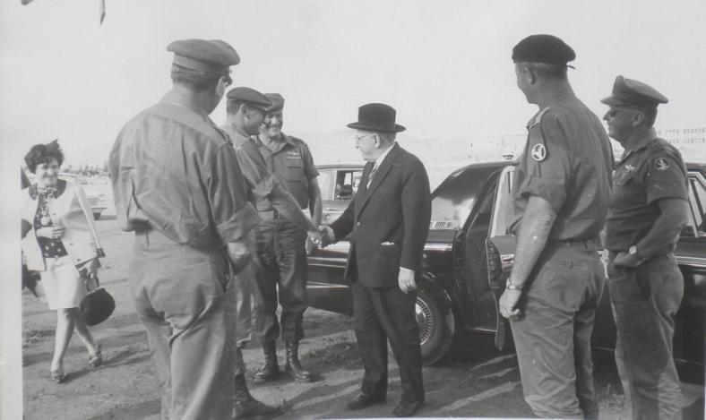 הנשיא בקונייטרה