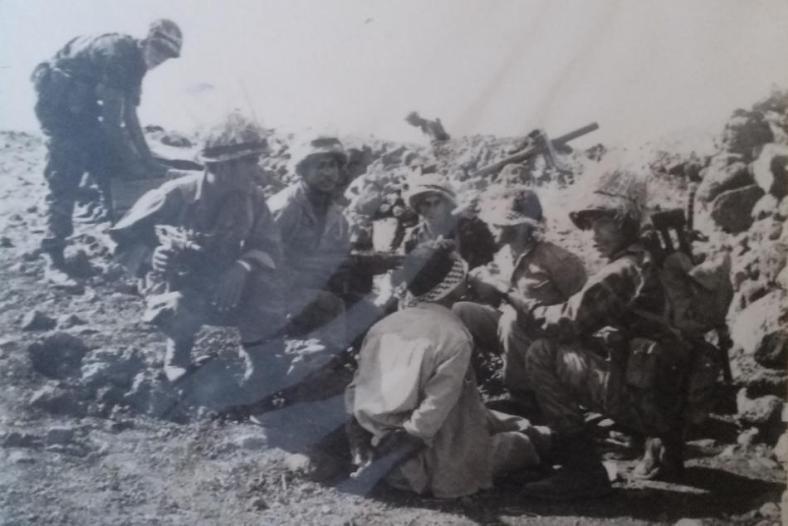 גדוד 17 שבוי סורי