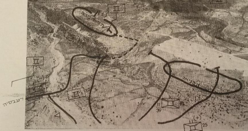 מהלכי חט 45 לכיבוש חמרה והבניאס