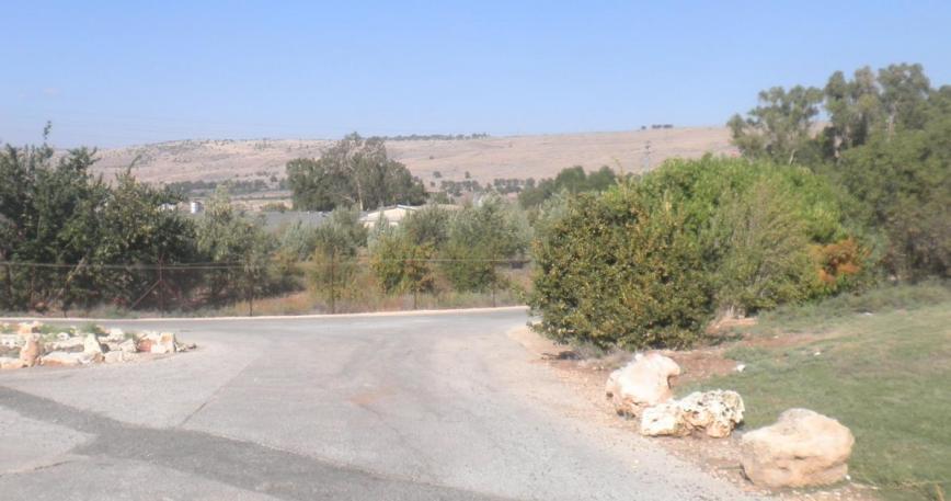 הרמה הסורית מבעד לעיניים של קיבוץ גדות