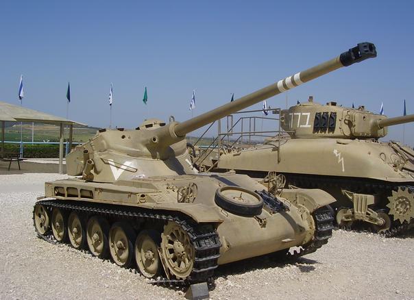 טנק AMX ביד לשריון