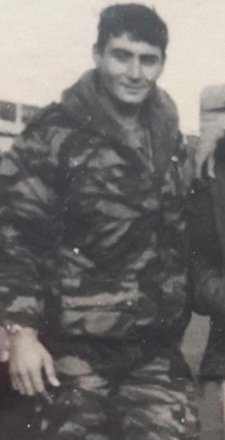 סגן בז'ה ב-1967