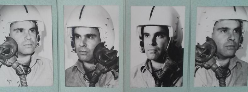 צילומי הטייס אסף בן-נון