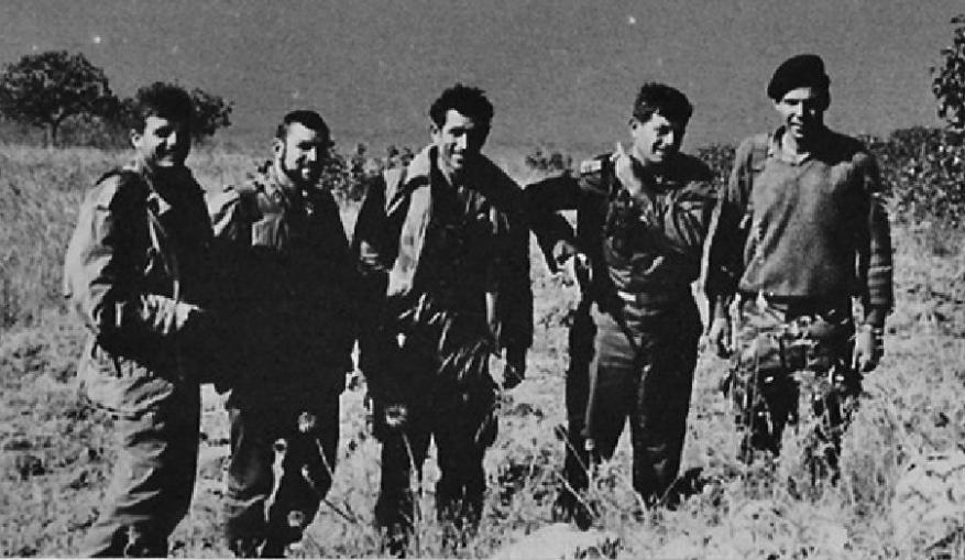 מפקדים מגדוד 377 לאחר המלחמה