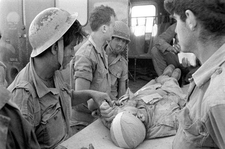 טיפול בפצועים