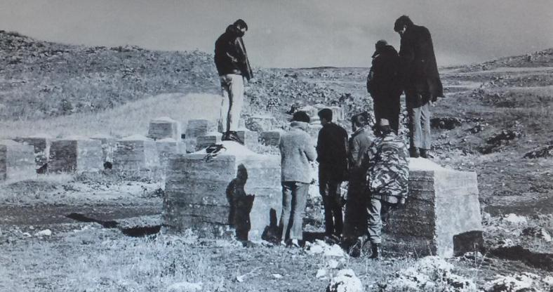 """בחזרה למחסום הקוביות. המ""""פים של גדוד 129 בתחקיר מחלקת היסטוריה ב-1967"""