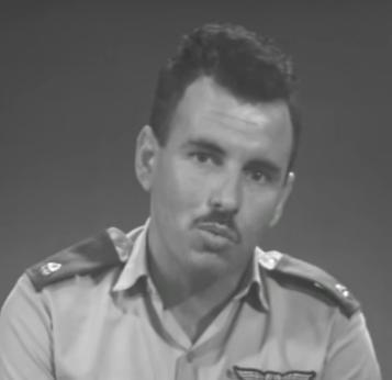 """רס""""ן יעקב טרנר ב-1967"""