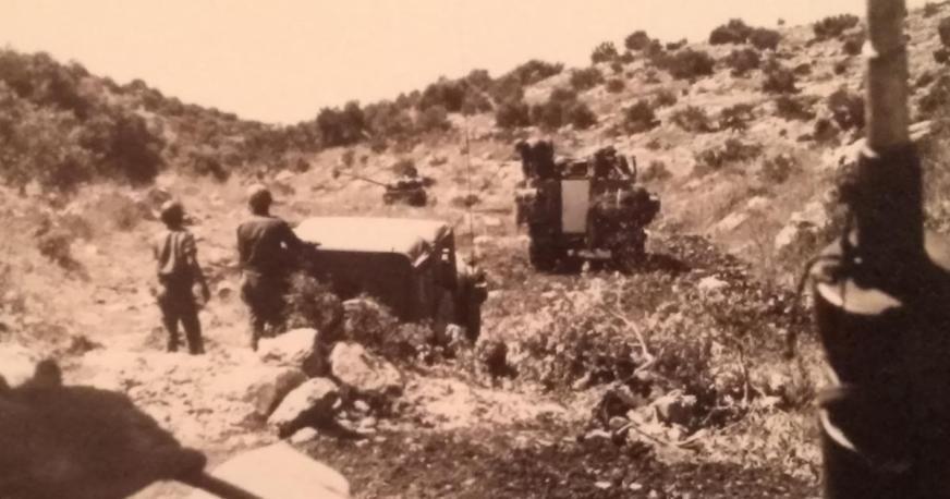 חטיבה 37 נלחמת בצפון השומרון