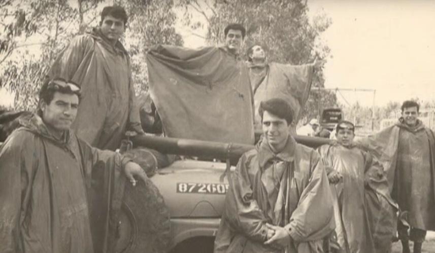 """1967, החבר'ה ממחלקת תול""""ר"""
