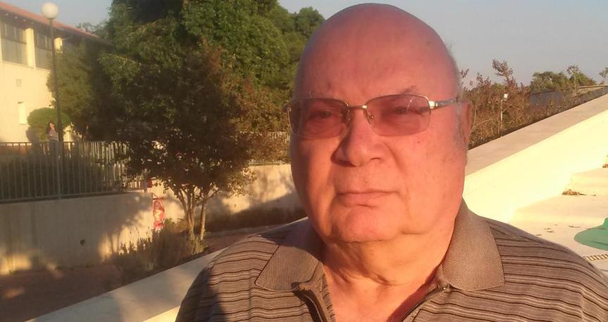 נחום גנצרסקי 2015