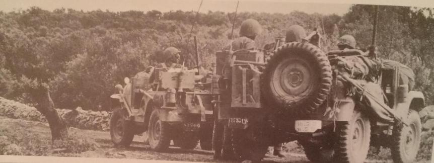 עוד נשובה לעמק דותן. חטיבה 45 בגדה המערבית