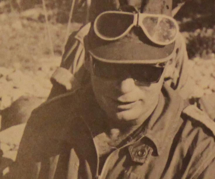 """מח""""ט 8 אלברט מנדלר במלחמת ששת הימים"""