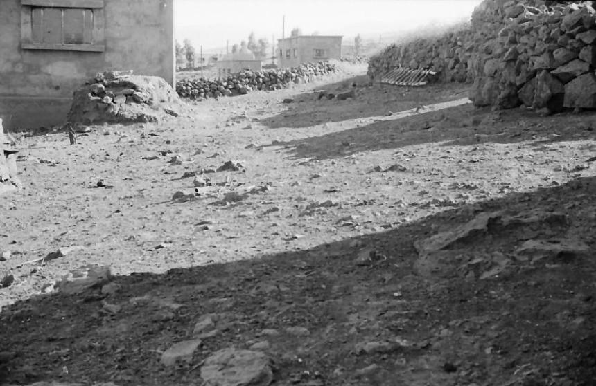 סיר א-דיב 1967 [צילום: אברהם אילת]