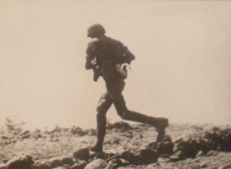 גבורת החייל הבודד בתל פאחר