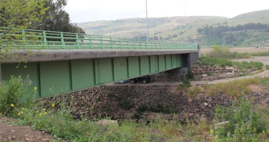 גשר הפקק כיום