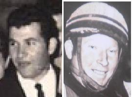 שמיל (מימין) ו-ורדי בסוף שנות ה-60