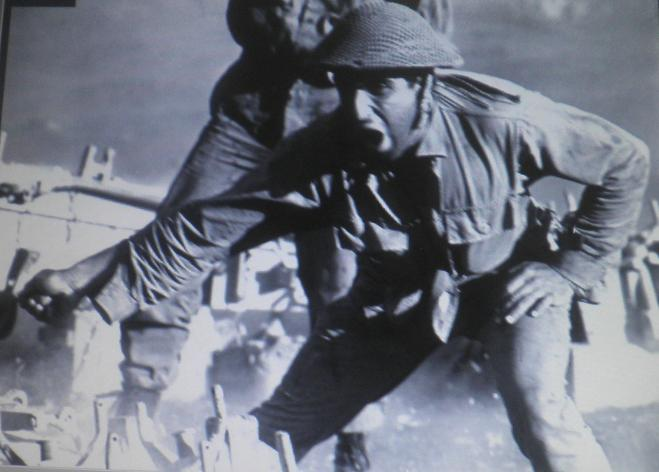 ארטילרי חייל