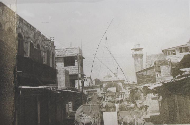 חטיבה 37 ברחובות שכם, 7 ביוני 1967