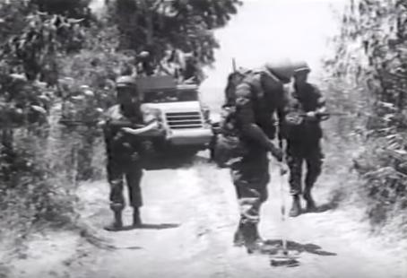 שנות ה-60 המוקדמות. פתיחת ציר בגבול הסורי
